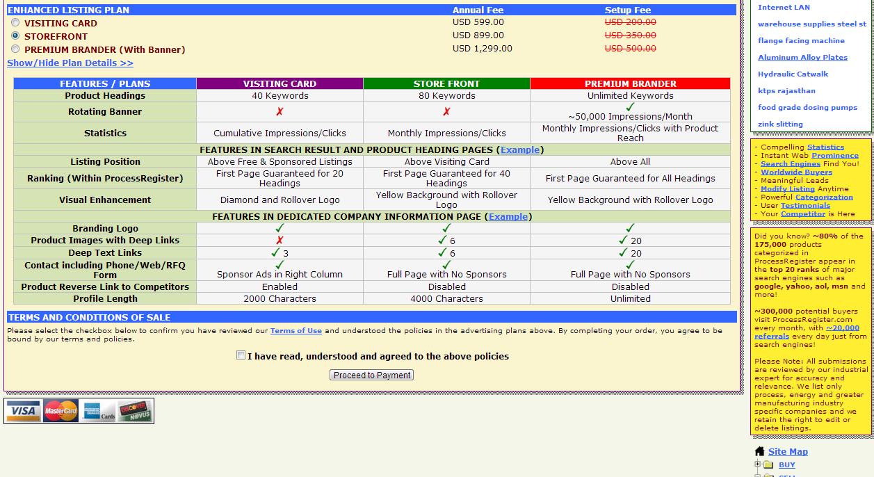 process register